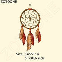 ZOTOONE Fashion Dream Patches For Clothing Iron On Heat Transfer Sticker Embroidery Applique T-shirt Dresses D