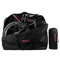 RHINOWALK 20 Big Folding Bike Carrier Carry Packing Bag Foldable Bicycle Transport Bag Waterproof Loading Vehicle Pouch