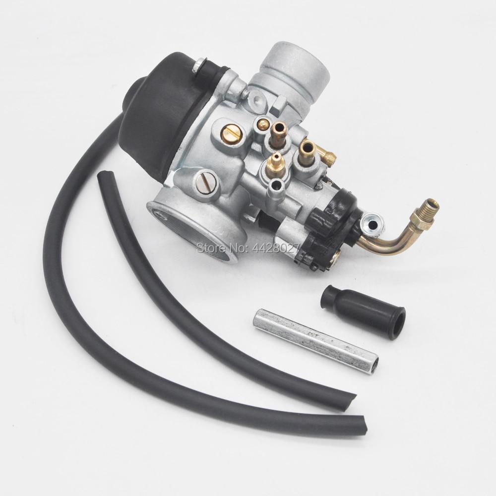 2 Stroke Motorcycle Carb PHVA 17 For Booster 17.5 BGM MALOSSI DELLORTO Carburetor