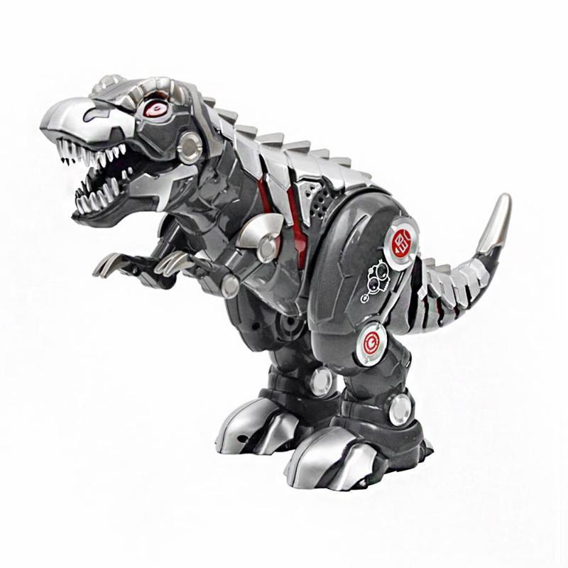 Télécommande Dinosaure Électrique RC Jouets de Marche Simulé Mécanique Tyrannosaurus Rechargeable Jouet pour Garçons Enfants