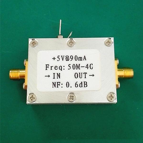 NEW 1M-1200MHz 2W Amplifier HF FM VHF UHF FM Wideband RF Amplifier