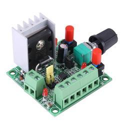 Stepper Motor Driver Controller PWM Pulse Signal Generator PWM Pulse Frequency Speed Regulator 15-160V