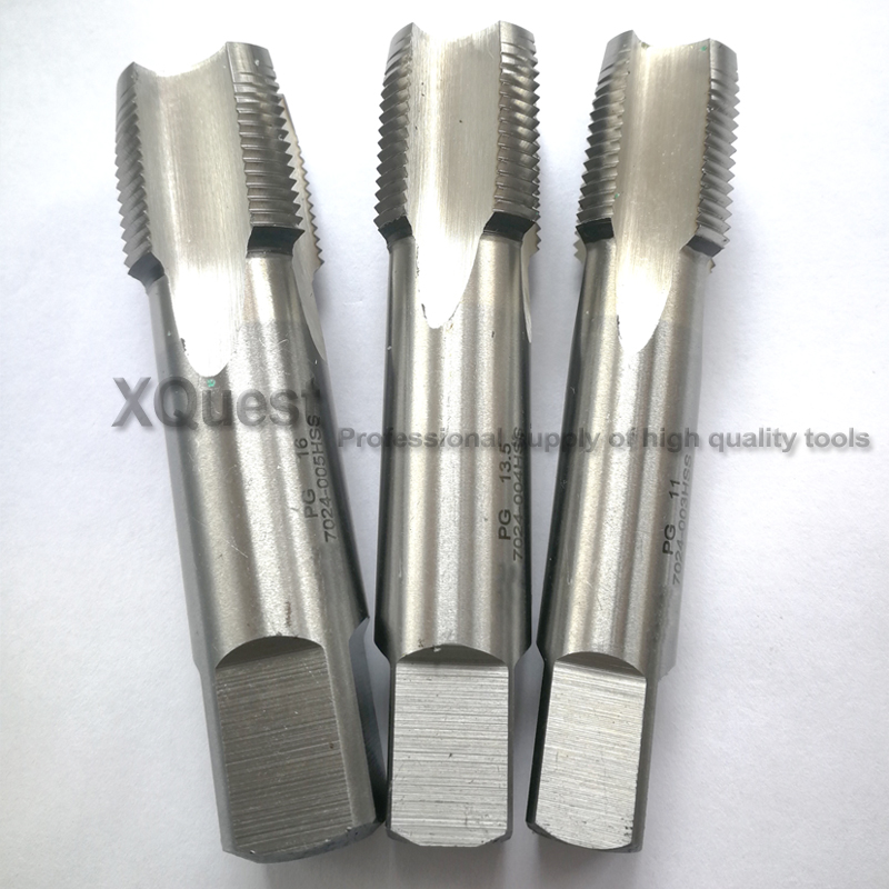 New 1pc PG29  HSS Conduit thread screw tap gas cylinders german Standard Tap