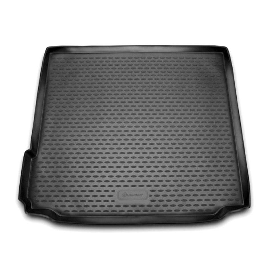 For BMW X5 F15 2014 2019 black car trunk mat Element NLC0538B13