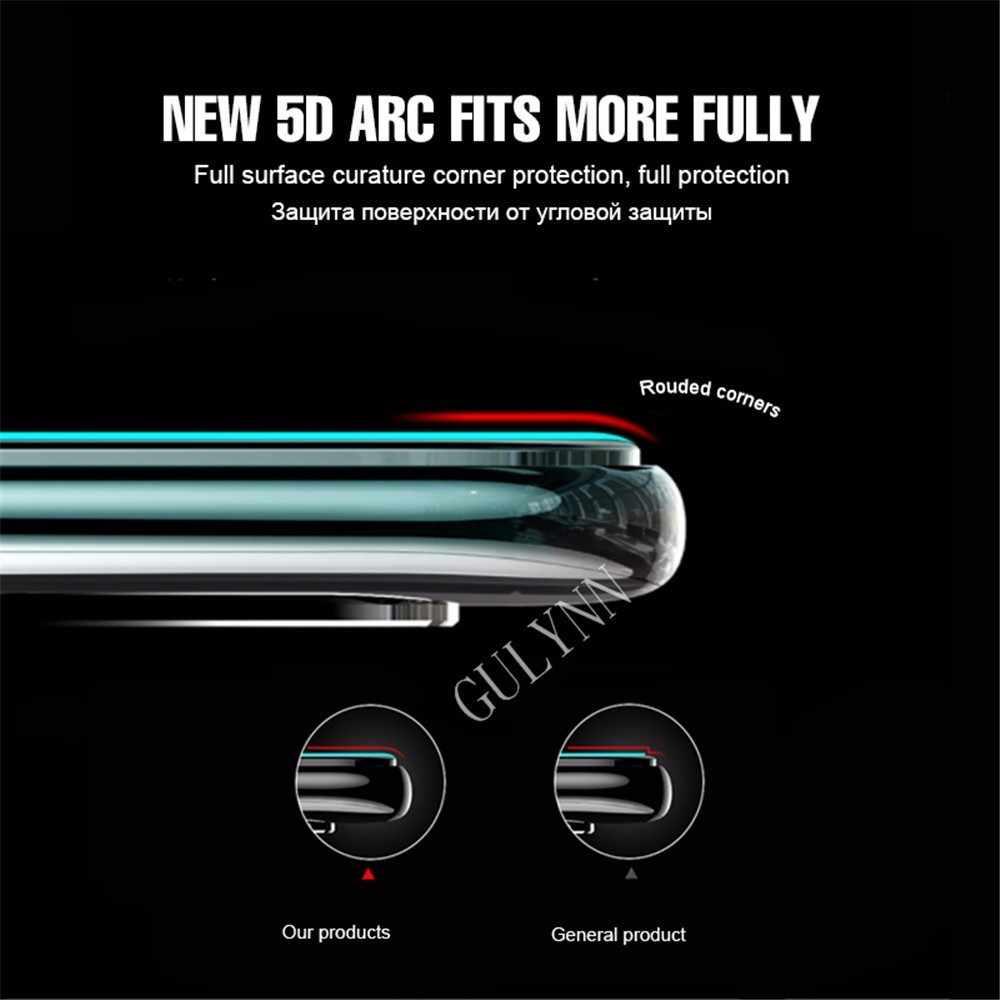 5D закаленное стекло для samsung Galaxy J4 Plus J6 J8 A6 A8 A7 A5 2018 Защитная пленка для экрана J3 J7 Prime 2018 HD