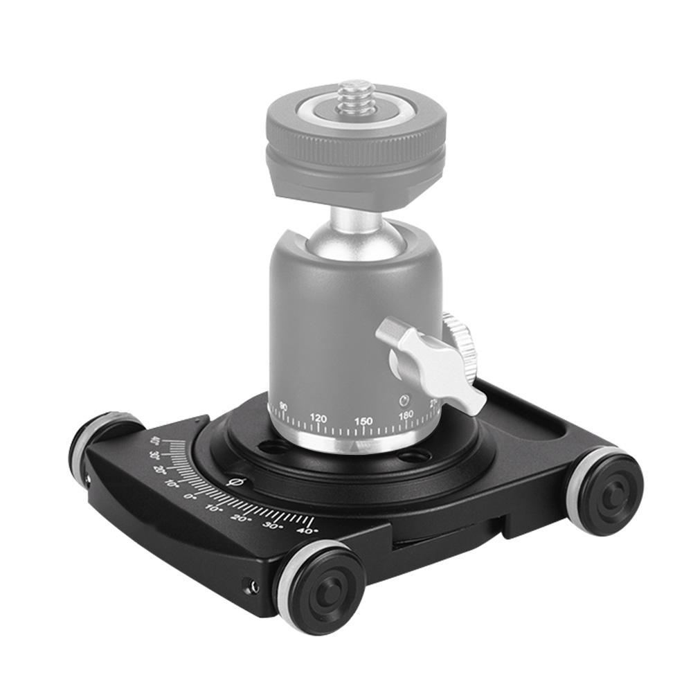 FY-01 Table Top Dolly Car Roller Desktop Video Rail Track Slider DSLR Rig Film Camera Hot Sale