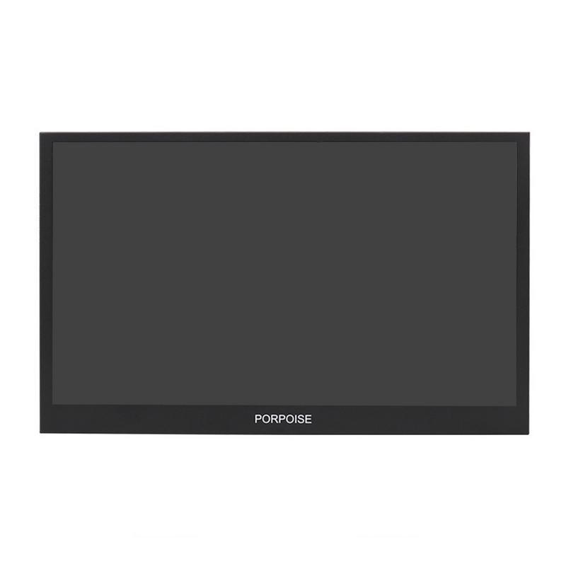 Multi-Funzione di Comodo 13/15. 6/17. 3-pollici Ad alta definizione HDMI Portatile Display 1080 p Avanzata Schermata di Monitoraggio PS3/PS4/XBOX