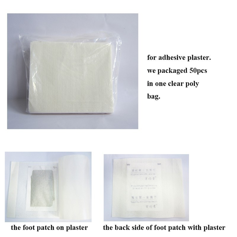 ahdesive plaster package