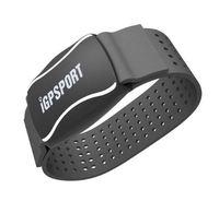 IGPSPORT kol nabız monitörü led ışık uyarı HR60 nabız monitörü destek bisiklet bilgisayar ve cep
