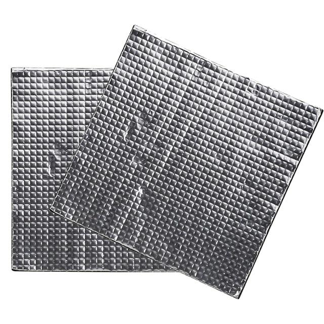 Aislamiento cama caliente almohadilla térmica etiqueta térmica 3D impresora accesorios aislamiento algodón