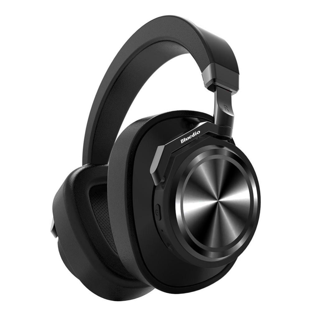T6 Bluedio casque anti-bruit casque sans fil Bluetooth avec Service de nuage Mic et 25 heures de jeu pour téléphone portable/PC