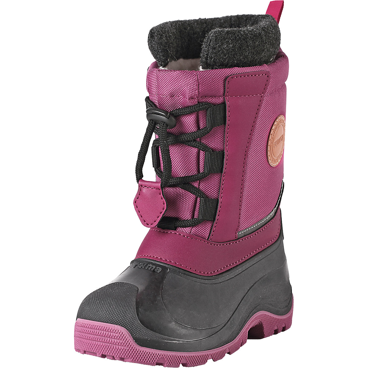 REIMA Boots 8624803 for girls winter girl  children shoes рюкзак o neill o neill on355buqjv83