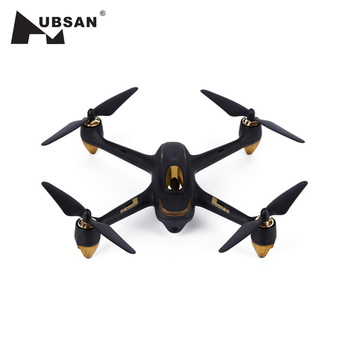 Promotion Hubsan H501S X4 RC Helicopters 5.8G FPV 10CH Brushless With 1080P HD Camera GPS RC Quadcopter RTF - Advanced Version