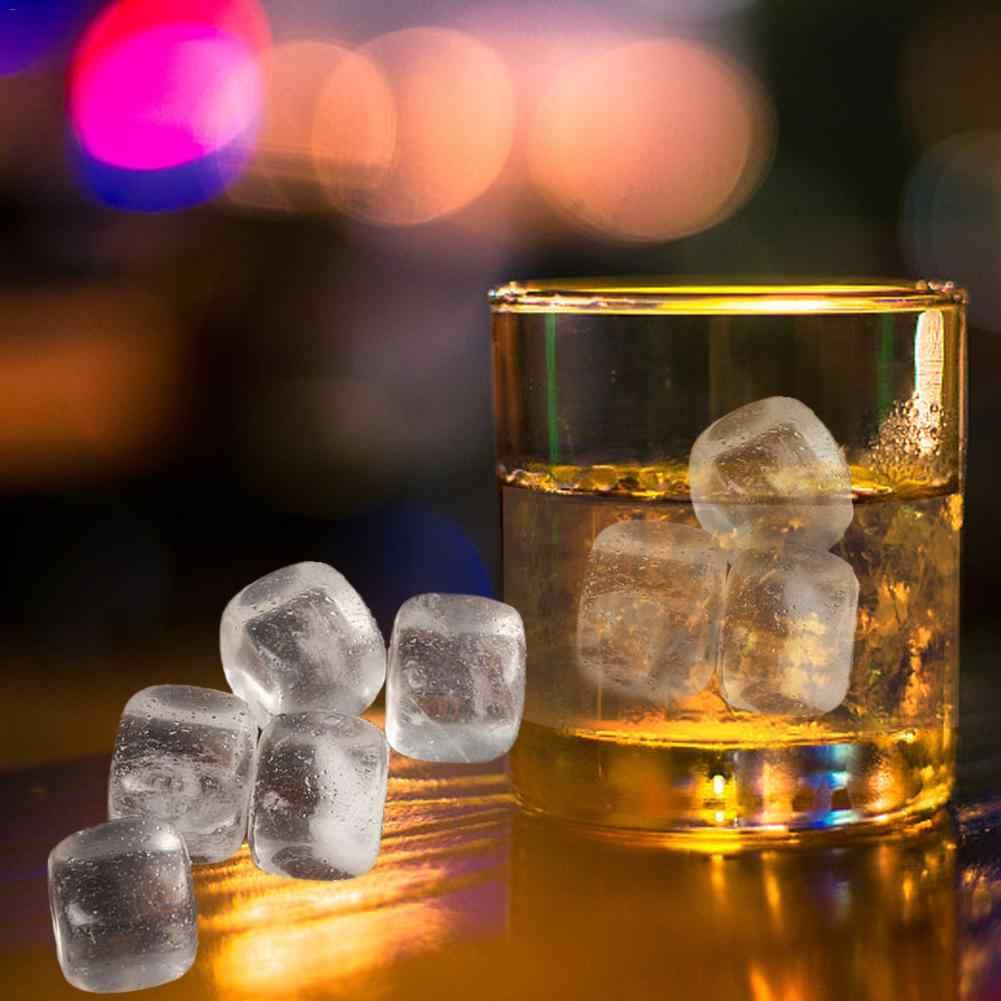 Piedras de Whisky naturales Sipping Cube de hielo Whisky piedra Whisky Rock enfriador regalo de boda Favor Barra de Navidad enfriador