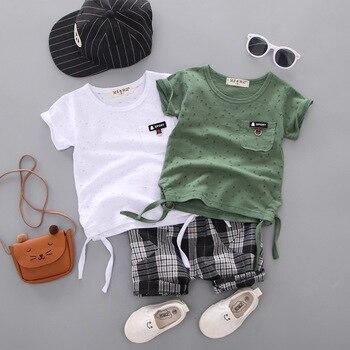 8e7f7914840 Product Offer. Модная Детская летняя одежда для малышей ...
