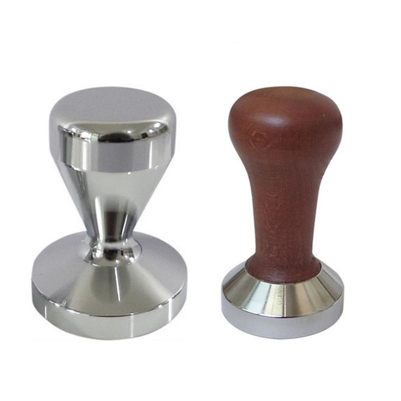 New stainless steel mahogany coffee tampering barista espresso machine manual powder hammer coffee grinder coffee tea setNew stainless steel mahogany coffee tampering barista espresso machine manual powder hammer coffee grinder coffee tea set