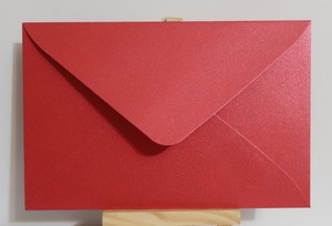 "Image 3 - 50pcs 17x11cm(6.6"" x 4.3"") 120g Pearl Color Paper Envelope for Invitation Greeting Card Postcard"