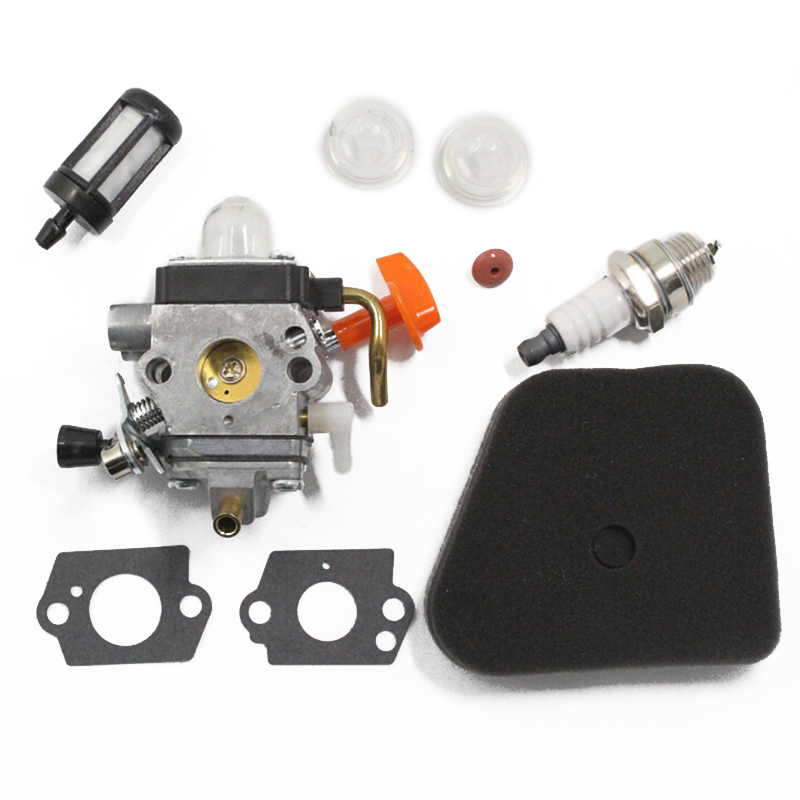 Carburetor Kit For Stihl FS87 FS90 Throttle Accelerate Engine Workshop Equipment Home Supplies Carburetor Kit For Stihl FS87 FS90 Throttle Accelerate Engine Workshop Equipment Home Supplies