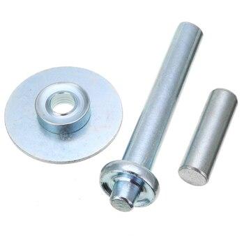 100pcs/set Metal Eyelets Grommets DIY Eyelet Punch Die Tool Set Tarp Tarpaulin Awning Tent Repair Kit
