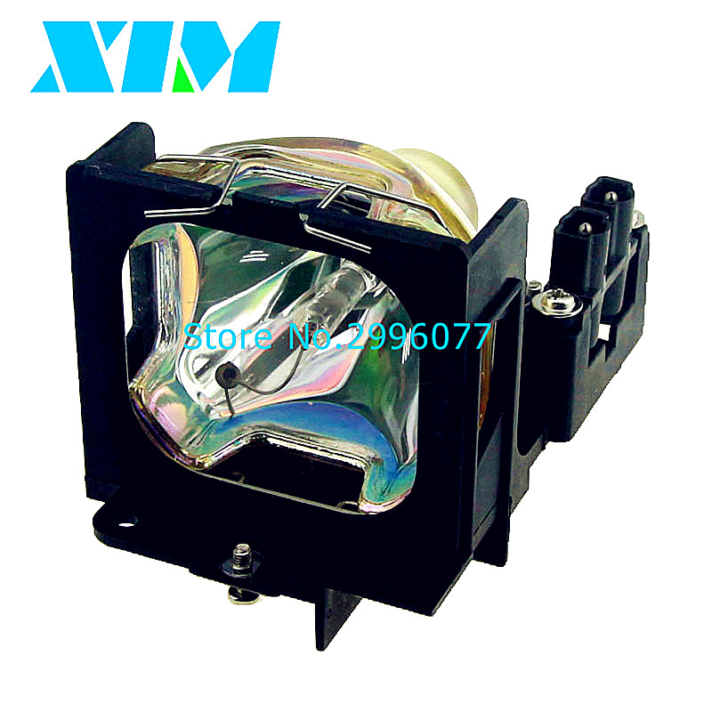 TLPL55 High Quality Replacement bare lamp with housing for TOSHIBA TLP 260M TLP 261 TLP 261D TLP 261M TLP 550 TLP 550C Projector|Projector Bulbs|   - title=