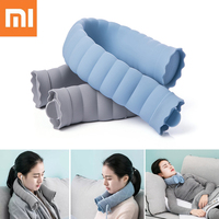 Xiaomi 710ml U Shape Accessories Hot Water Bag Silicone Bottle Neck Hand Warmer Heater With Knitted Cover Massage Tools