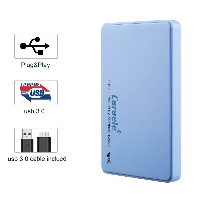 Portable disque dur externe H-3 2.5