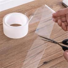 2/3/5 Cm Kamar Mandi Dapur Antijamur Akrilik Tahan Air Transparan Tape Wastafel Gap Sudut Toilet Line Seal Strip stiker(China)