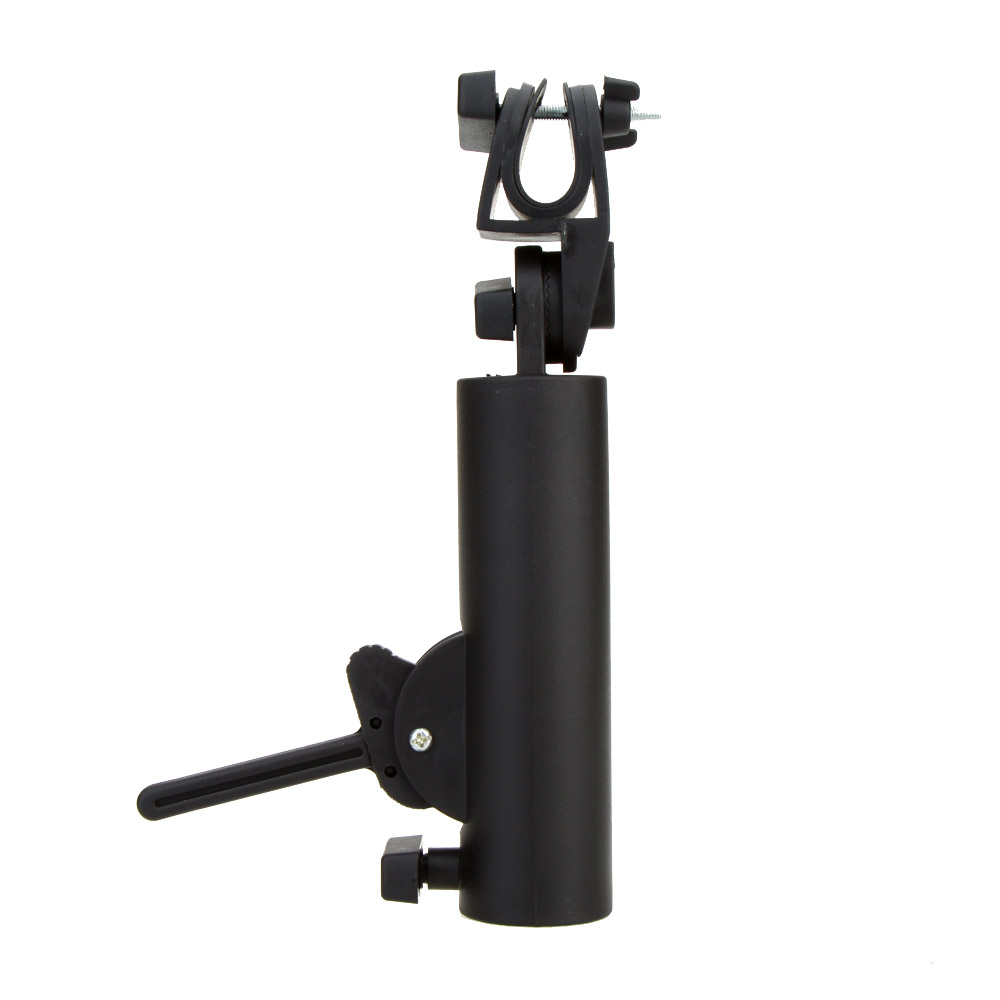 Image 3 - Black Golf Club Push Pull Cart Car Trolley Umbrella Holder Golfing Stand Support Dropshipping-in Golf Training Aids from Sports & Entertainment