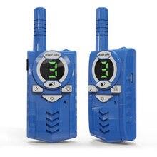 2 teile/los T6 Walkie talkie Two way radio USB ladung für backpackers