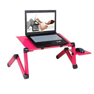 HobbyLane Laptop Stand Table Laptop Desk Tray Portable Adjustable for Bed Computer Holder Side Tray To Hold Mouse d20