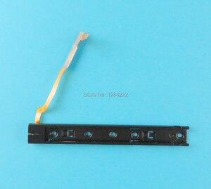 Image 1 - Substituição esquerda direita deslizante com cabo flexível para nintendo switch ns reparação parte nintend switch console