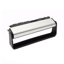 Наборы для очистки виниловых пластин, очистка из углеродного волокна, чистящая щетка, поворотный стол, ручка, чистящая щетка для пластин LP, фонограф