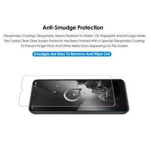 Image 5 - מגן מזג זכוכית עבור Alcatel 3 3L 2019 מסך מגן Versa U5 5V 3X3 V 3C 1X5 7 טלפון כיסוי זכוכית סרט