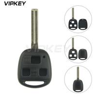 Remotekey 3 taste TOY48 klinge für Lexus GX470 RX350 SC430 2006 2007 2008 2009 fernbedienung auto key ersatz fall abdeckung shell|Autoschlüssel|   -