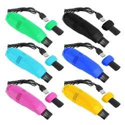 Мини компьютер вакуум USB пылесос для клавиатуры ПК щетка для ноутбука пыли тематические товары про рептилий и земноводных комплект пылесос