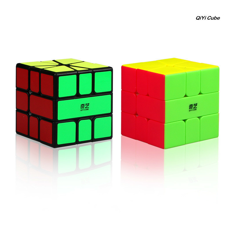 Puzzles & Games Toys & Hobbies Responsible Qiyi Qifa S 3x3x3 56cm Magic Cube Xuanliang Six Color Three Steps Special-shaped Decompression Magic Cube Alpinia Oxyphylla Toys Reputation First