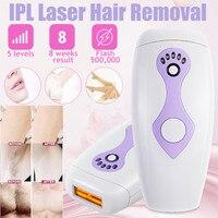 100 240 В IPL лазерная машина для удаления волос лазерный эпилятор удаление волос постоянный Триммер бикини электрическая лазерная эпиляция дл