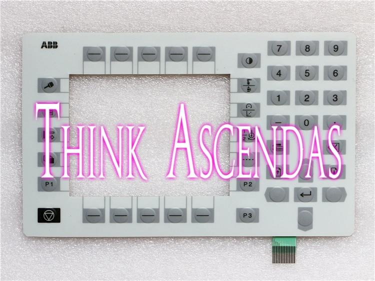 1pcs New 3HNE00313-1 3HNE00442-1/04 3HNM05345-1 Membrane Keypad1pcs New 3HNE00313-1 3HNE00442-1/04 3HNM05345-1 Membrane Keypad