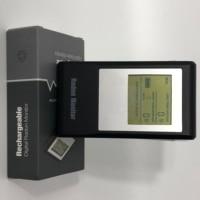 Przenośny detektor gazu radon z akumulatorem detektor RH RD 35 cyfrowy wyświetlacz lcd radon detektor gazu radon eye w Analizatory gazu od Narzędzia na