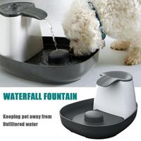 Dogs Cats Water Dispenser Electric Cycle Filter Hyperoxia Water Fountain Pet Supplies