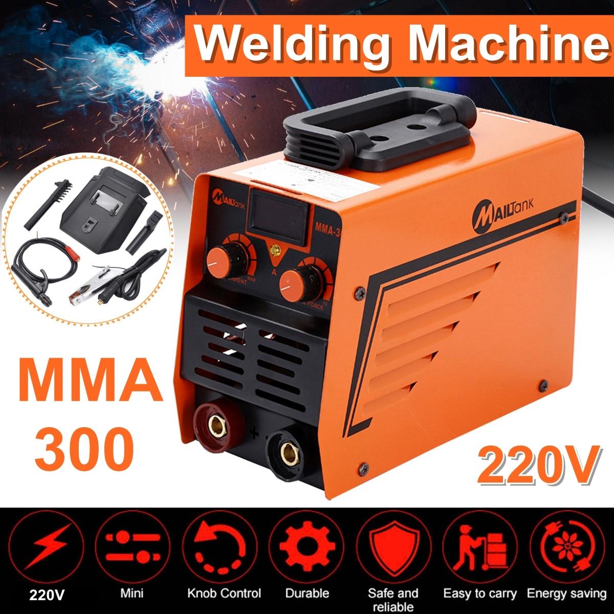 220V 300A ARC Electric Welding Machine MMA 300 IGBT Inverter Rod Stick Welders