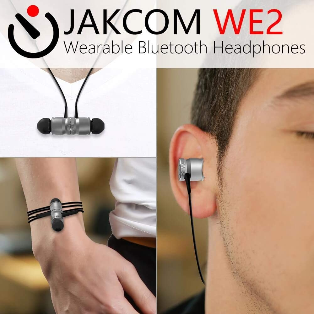 Sports Earphones Mobile Phone Wearable Megnatic Smartphones Bluetooth Wireless Earbuds With Microphones Smart Devices No Noise