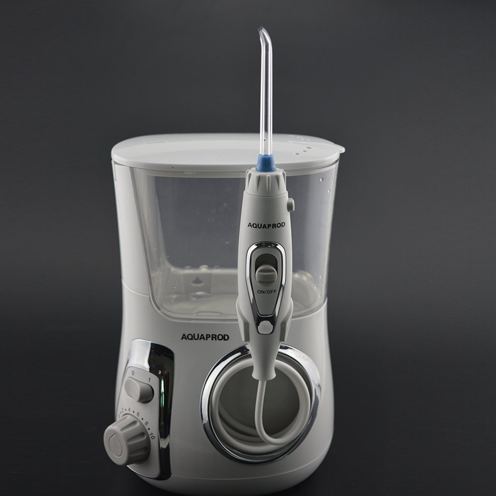 Fil dentaire jet dentaire électrique Portable D'eau Orale Soie Dentaire Soie Dentaire Outil Soins Des Dents Cleaner D'hygiène Ensemble