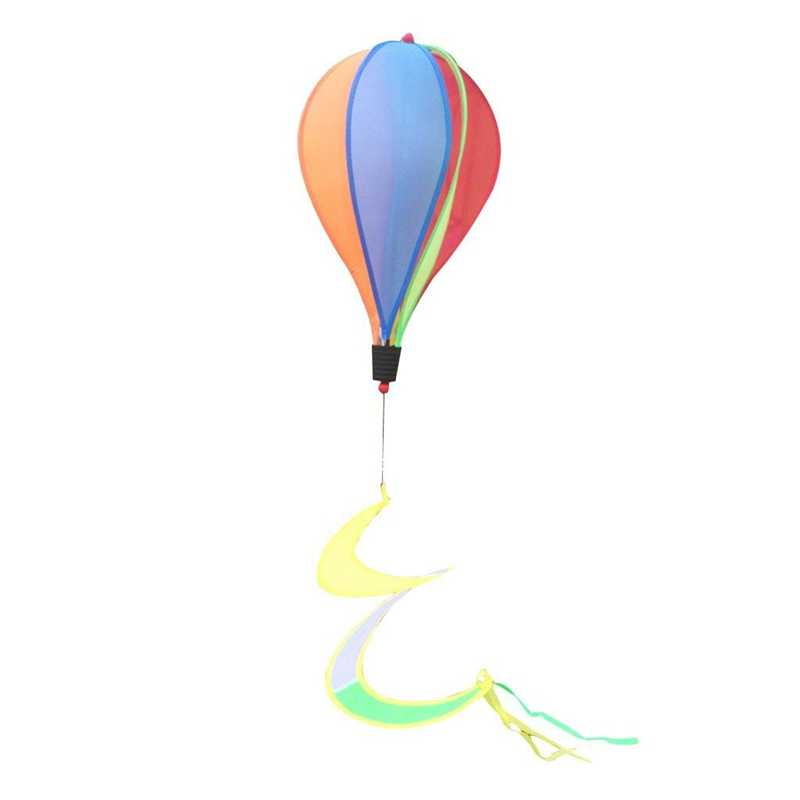 Hot air balloon Spinner Winds ballooning Kite Garden Court House Decoration Air Channel Toy - # 6
