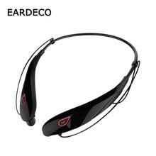 EARDECO גדול סוללה אלחוטי אוזניות בס סטריאו ספורט Bluetooth אוזניות אוזניות עם מיקרופון אוזניות אוזניות עבור טלפון