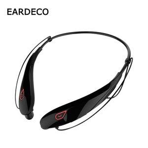 Image 1 - EARDECO Large battery Wireless Headphones Bass Stereo Sport Bluetooth Earphone Headphone with mic Earphones Headset for phone