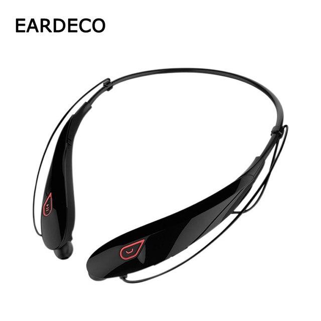 EARDECO Large battery Wireless Headphones Bass Stereo Sport Bluetooth Earphone Headphone with mic Earphones Headset for phone