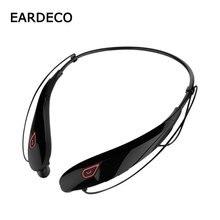 Eardeco Grote Batterij Draadloze Hoofdtelefoon Bass Stereo Sport Bluetooth Oortelefoon Hoofdtelefoon Met Microfoon Oortelefoon Headset Voor Telefoon