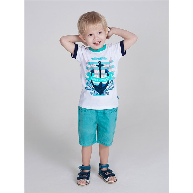 T-Shirts Sweet Berry T-shirt knitted for boys children clothing kid clothes boy cartoon bird clothes set for baby boys brand autumn spring t shirt pants kid tracksuit hip hop perform dance sport suit