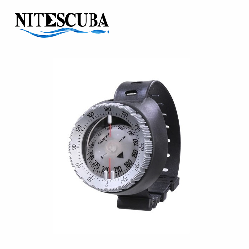 NiteScuba Diving Underwater Photography Accessories Suunto SK-8 Compass Top Mount Dive Northern& Southern Hemisphere Modes